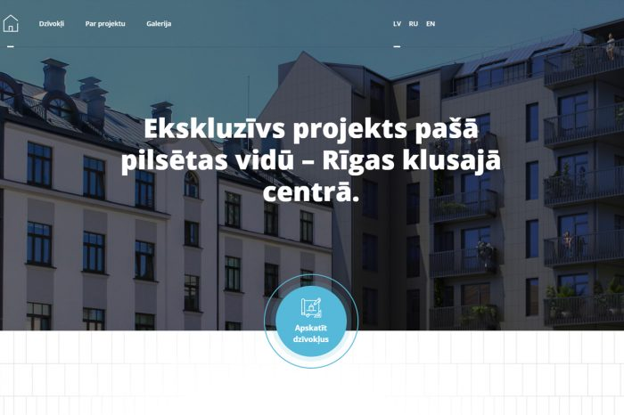 Mednieku5 web page